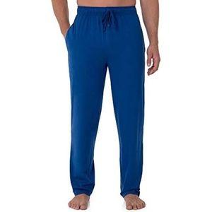 Fruit of the Loom Men's Jersey Knit Sleep Pants